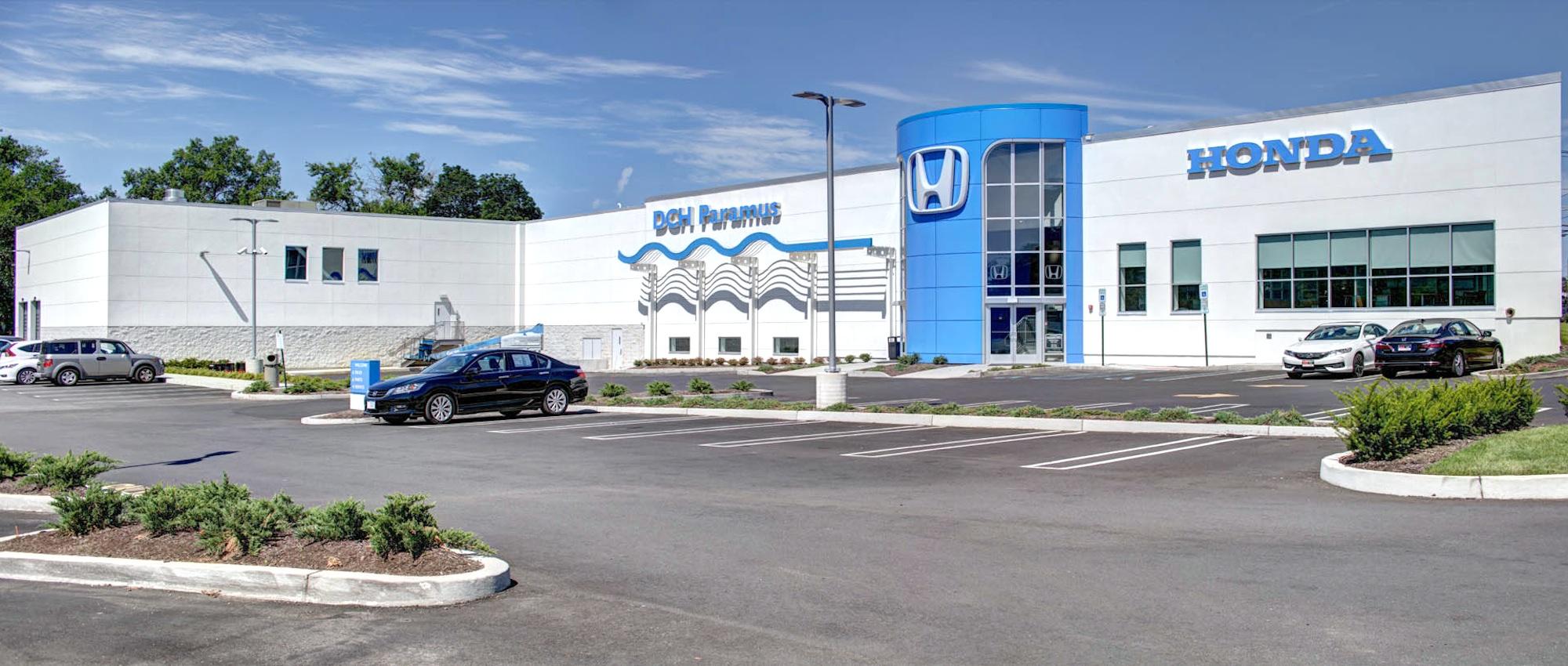 Dch Honda Dealership