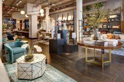 West Elm Retail Space